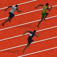 100 Meter Race Jugar