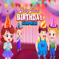 BABY HAZEL BIRTHDAY SURPRISE Jugar