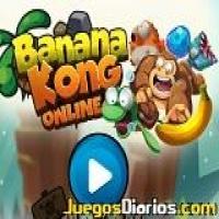 Banana Kong online Jugar