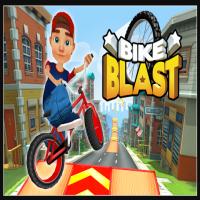 Bike Blast Jugar
