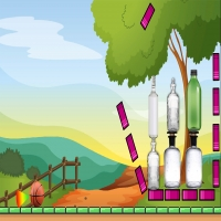 BOTTLE SHOOTING GAME Jugar