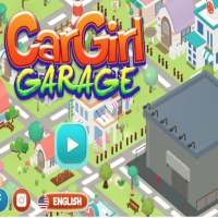 CAR GIRL GARAGE