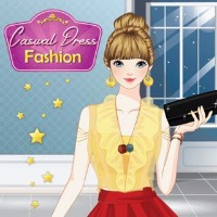Casual Dress Fashion Jugar