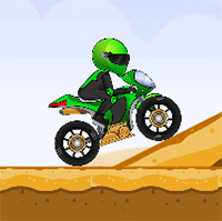 Crazy Motorbike Jugar