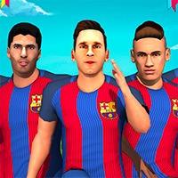 FC Barcelona Ultimate Rush Jugar