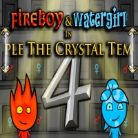 FIREBOY AND WATERGIRL 4  CRYSTAL TEMPLE Jugar