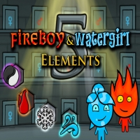 FIREBOY AND WATERGIRL 5 ELEMENTS Jugar