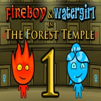 FIREBOY AND WATERGIRL FOREST TEMPLE Jugar