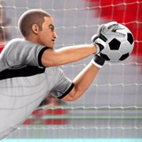 Goalkeeper Challenge Jugar