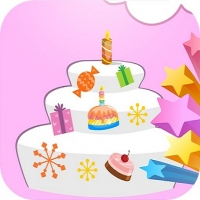 HAPPY BIRTHDAY CAKE DECOR Jugar