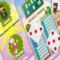 MATH AND DICE KIDS EDUCATIONAL GAME Jugar