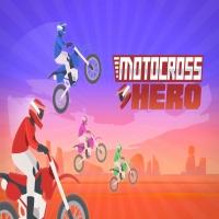 MOTOCROSS HERO Jugar