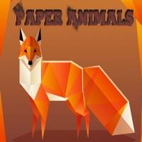 PAPER ANIMALS PAIR Jugar