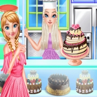PRINCESS CAKE SHOP COOL SUMMER Jugar