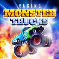 Racing Monster Trucks Jugar
