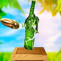 REAL BOTTLE SHOOTER GAME Jugar