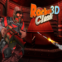 Rocket 3D Clash Jugar