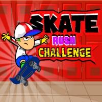 SKATE RUSH CHALLENGE Jugar