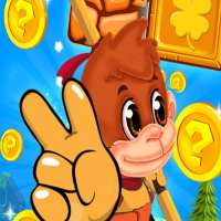 SUPER MONKEY RUN Jugar