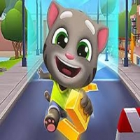 Talking Tom Run Jugar