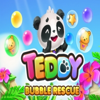 TEDDY BUBBLE RESCUE Jugar